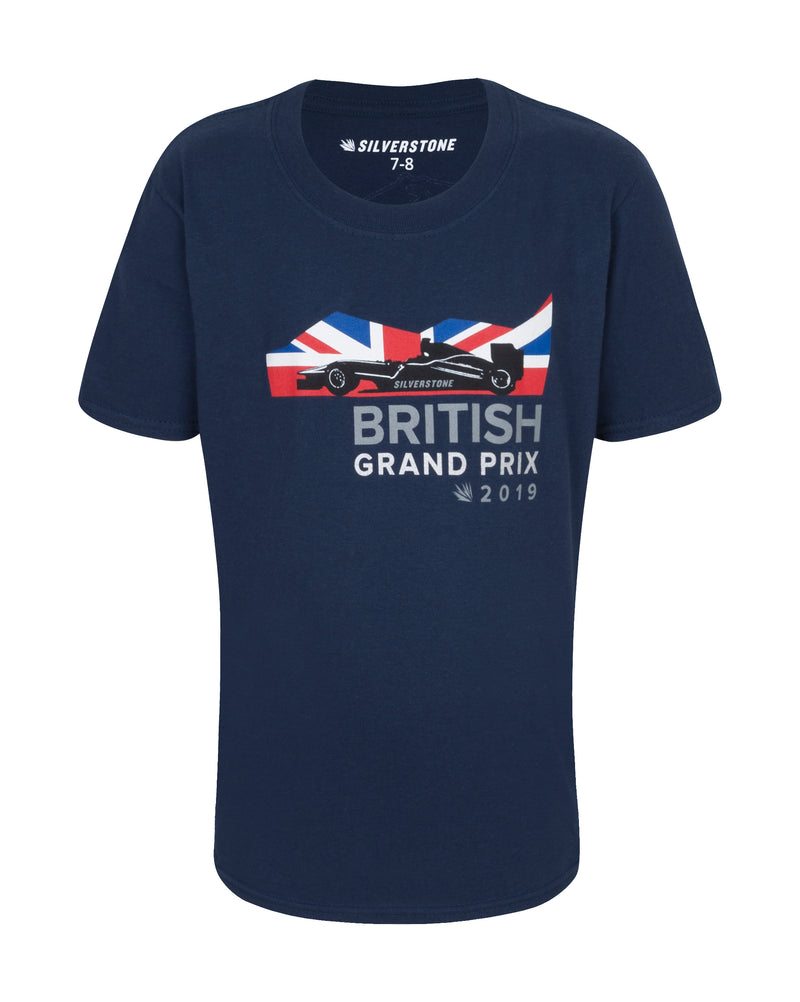 Official Grand Prix 2019 Boys Event Tee Shirt