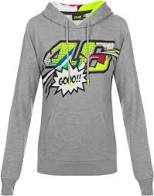 VR46 Pop Art Ladies Hooded Top