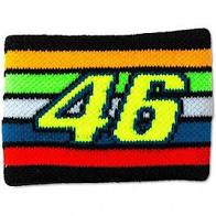 VR46 Stripes Wristband