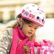 Micro Child's Safety Helmet Elephant Design
