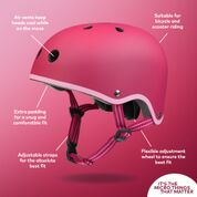 Micro Child's Safety Helmet