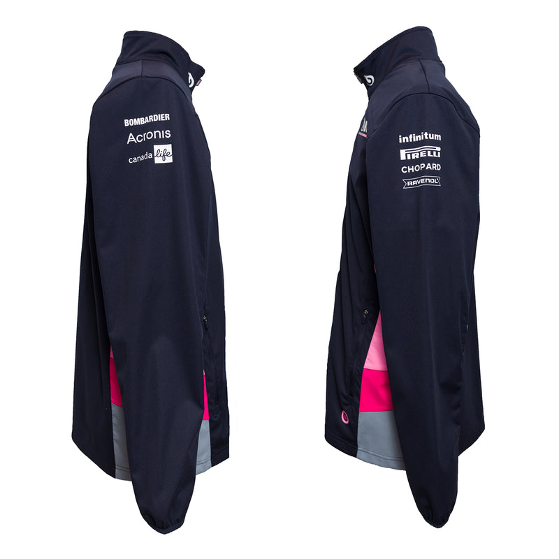 Racing Point 20 Official Team Softshell