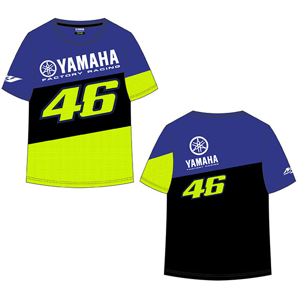VR46 Child's Racing U Tee Shirt 2020