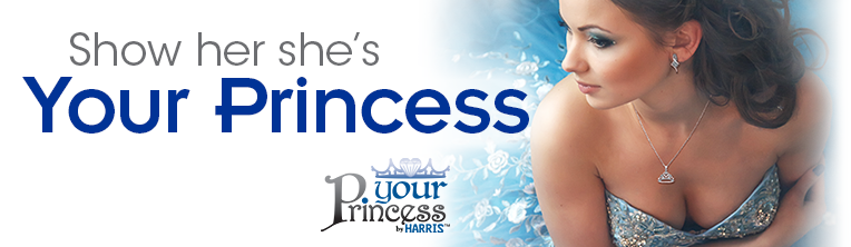 Show her she's Your Princess!