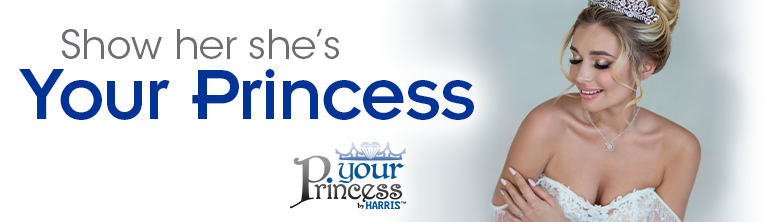 Show her she's Your Princess