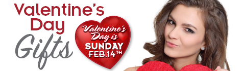 Valentine's Day Gifts! Valentine's Day is SUNDAY, February 14th!