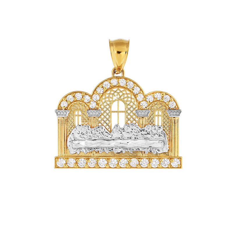 The Last Supper pendant