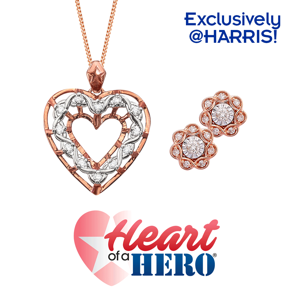 Heart of a Hero® Diamond Gift Set