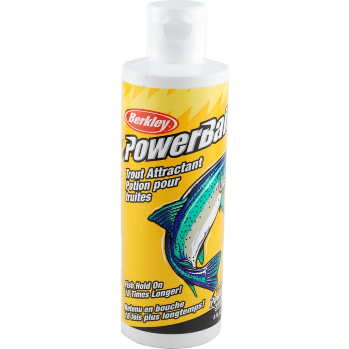 Berkley Potion PowerBait Trout Attractant pour truites