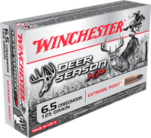 Charger l'image dans la galerie, Winchester 6.5 Creedmoor, 125 Grains (Disponible en magasin seulement)