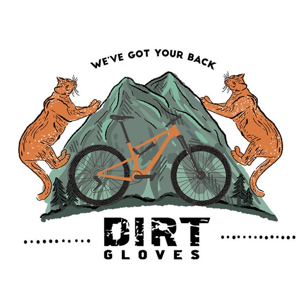 dirt gloves warranty
