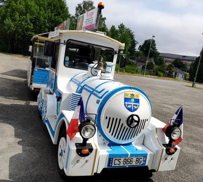 Le Petit Train de Pau