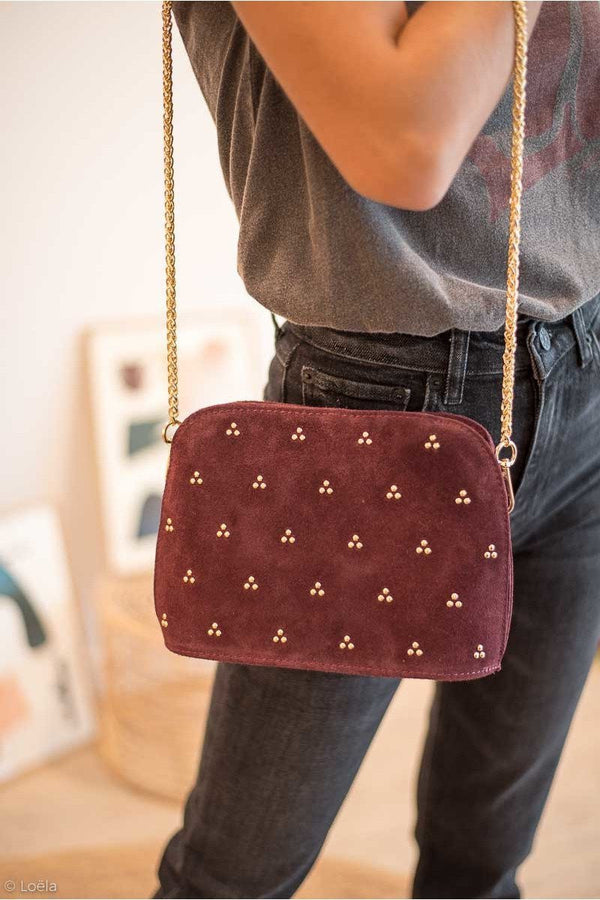 SAC LOELA SELECTION Sac Victoria BORDEAUX / TU