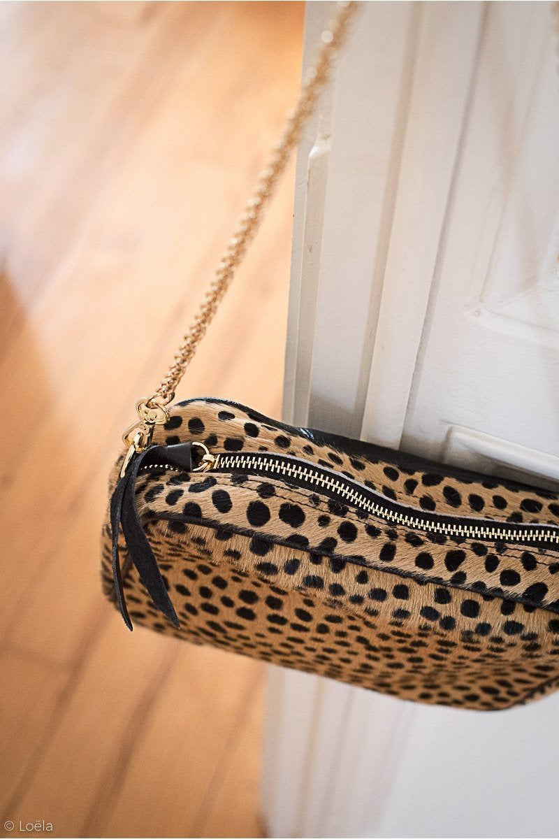 SAC LOELA SELECTION Sac Feline GUEPARD / U