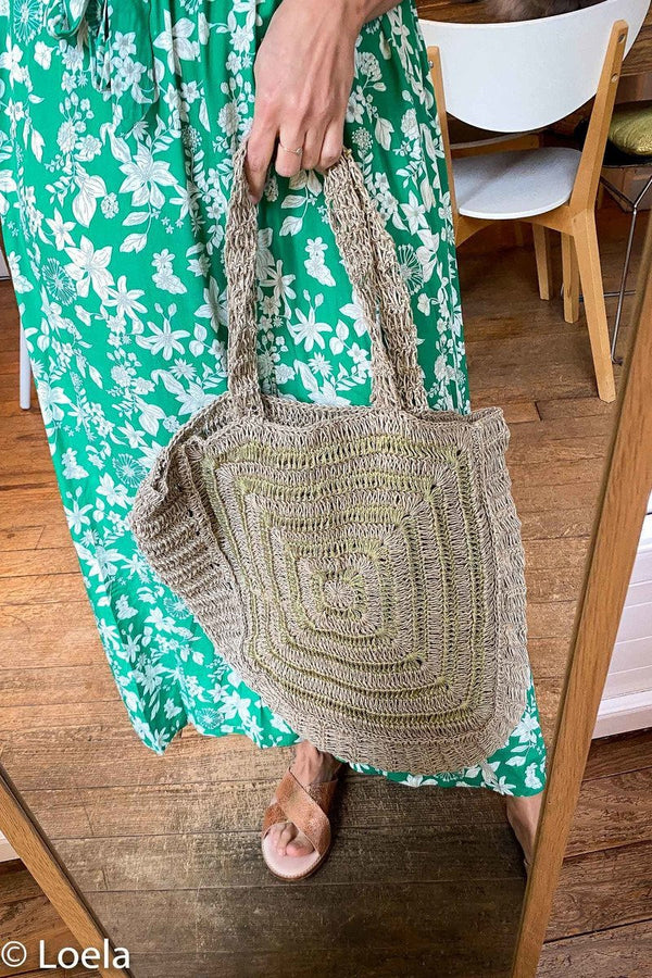 SAC A MAIN LOELA SELECTION Sac Riviere