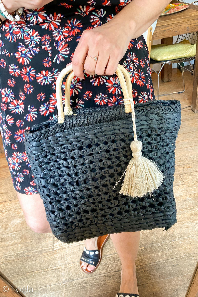 SAC A MAIN LOELA SELECTION Sac Tanger NOIR / U