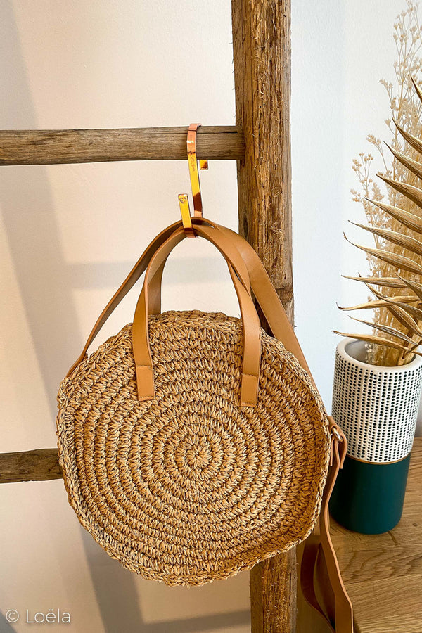 SAC A MAIN LOELA SELECTION Sac Martinez CAMEL / U