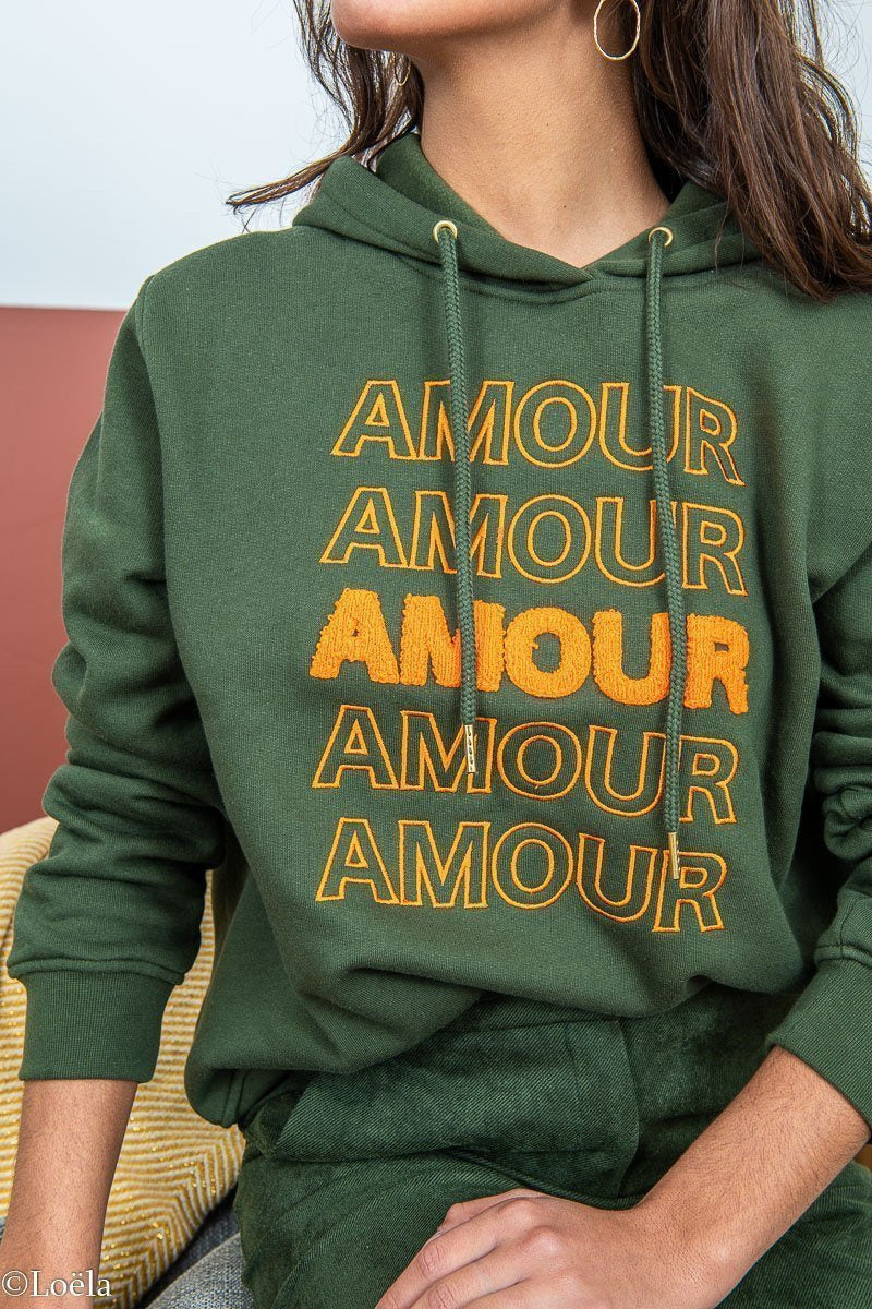 SWEAT OPULLENCE Sweat Amour Amour