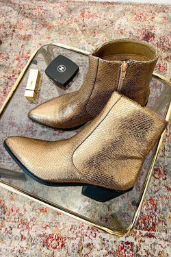 BOTTINES VANESSA WU Bottines Texas OR / 36