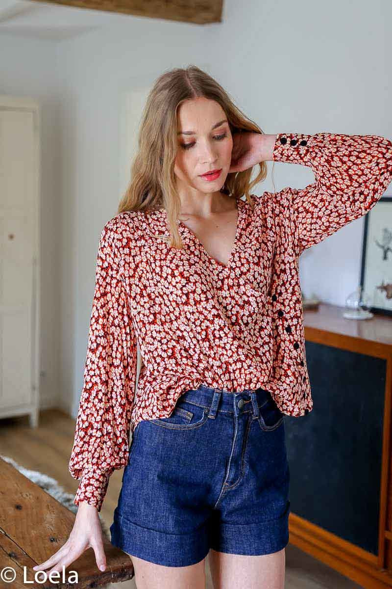 Top IDANO Blouse Antoine