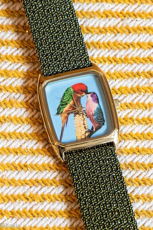 Montre LAPS Montre Pop-corn