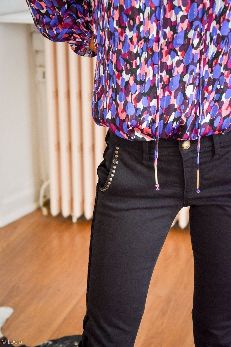PANTALON HAPPY Pantalon Stud