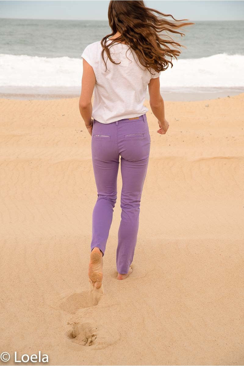 Pantalon HAPPY Pantalon Joy HORTENSIA / 23