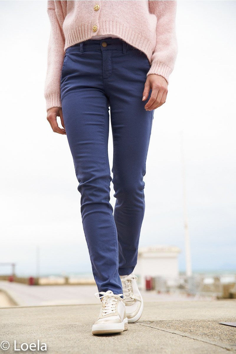 Pantalon HAPPY Pantalon Joy OUTREMER / 23
