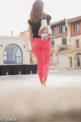 Pantalon HAPPY Pantalon Joy PITAYA / 23