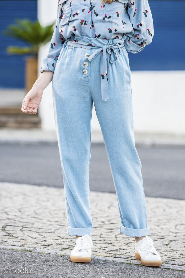 Pantalon Ada Vêtements ORFEO