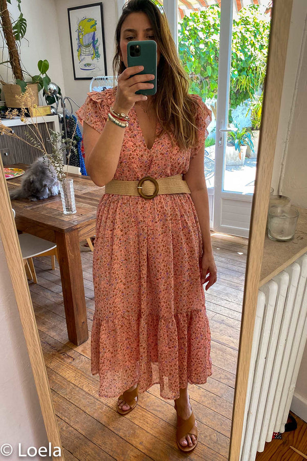 Robe VINTAGE LOVE Robe Manon ROSE LIBERTY / 1