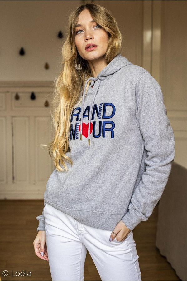 Sweat Grand Am❤️ur Vêtements OPULLENCE