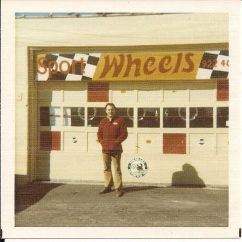 The original Sport Wheels location in St. Louis Park, MN