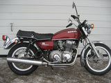 1976 Honda CB750A Automatic With F-Model Head Pipe