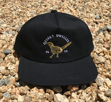 Load image into Gallery viewer, Desert Dweller Road Runner Black Cap