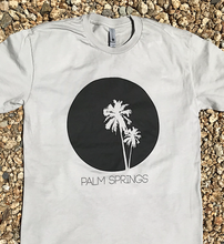 Load image into Gallery viewer, Palm Springs Silhouette Tee Sand