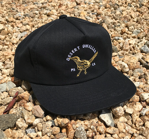 Desert Dweller Road Runner Black Cap