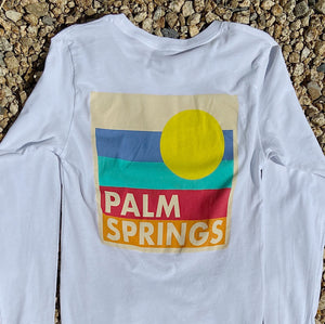 Palm Springs Sunset Long Sleeve