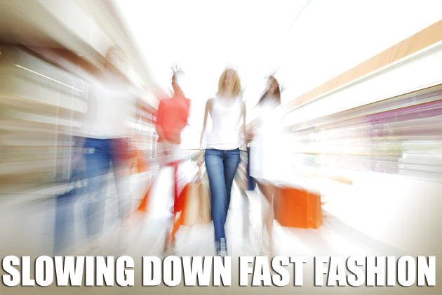 Sense & Sustainability – Slowing down Fast Fashion