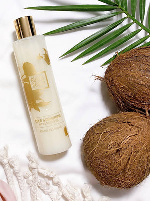 Coco & Cherimoya Bath & Shower Gel