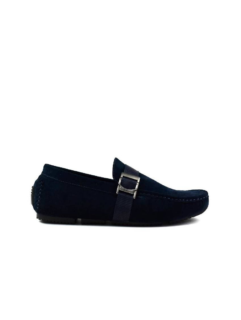 MSH-7024 SIDE BUCKLE SLIP ON SHOES (sizes 6-11)