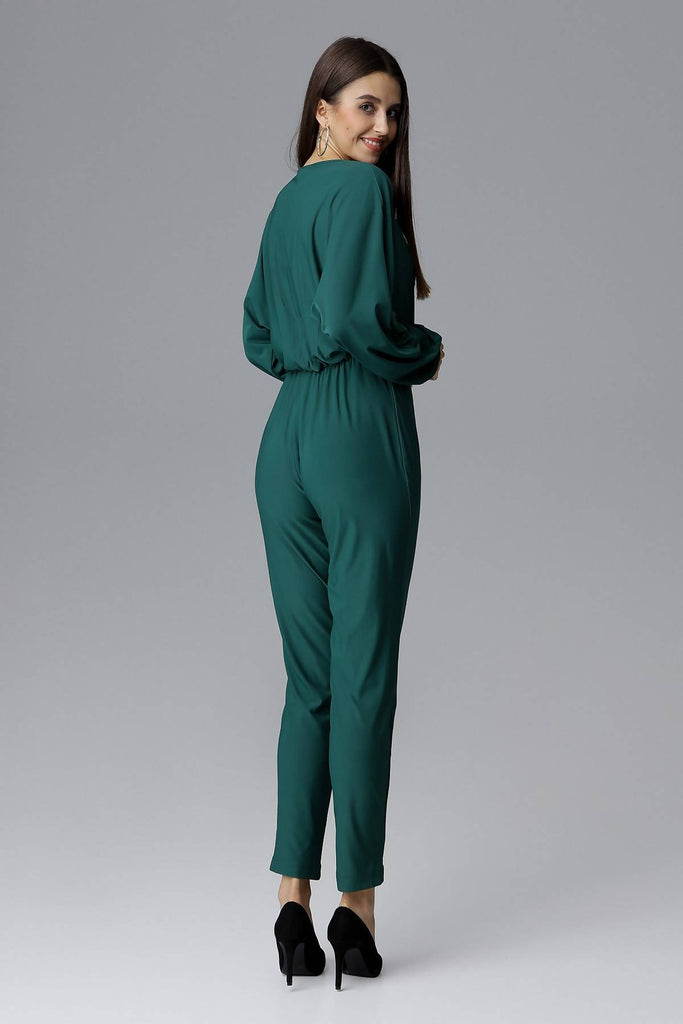 Wrap Look Jumpsuit M620