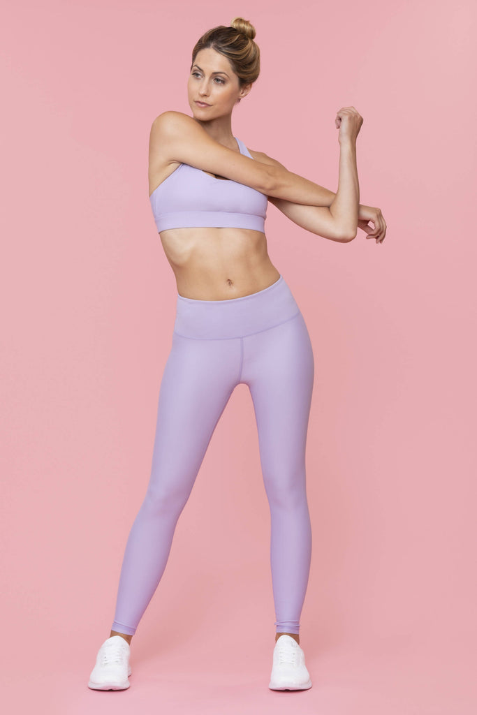 BARRE BURN LEGGINGS 2.0 made from Recycled Plastic