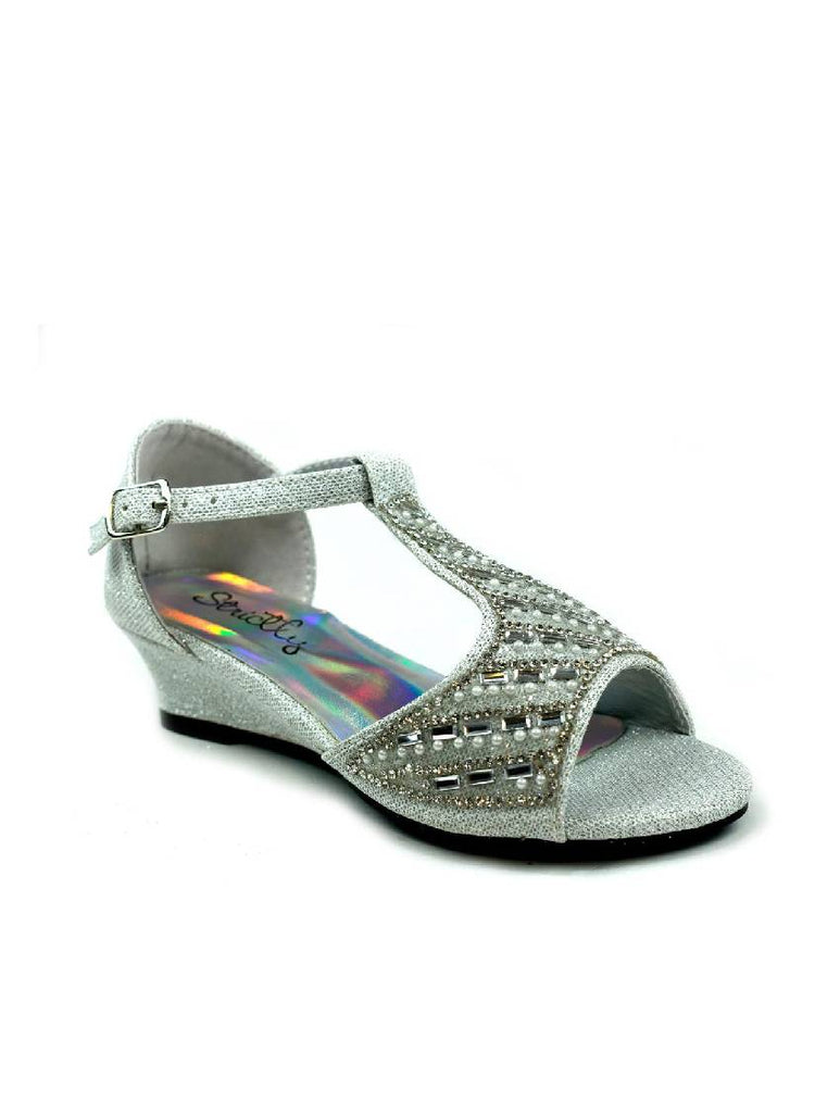 GSA-5311 CK-16 OPEN TOE WEDGE SANDAL (Pack sizes 10-2)