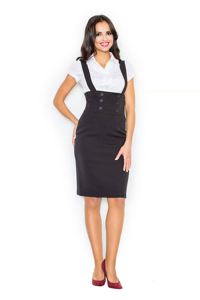 High Waist Pencil Skirt M010