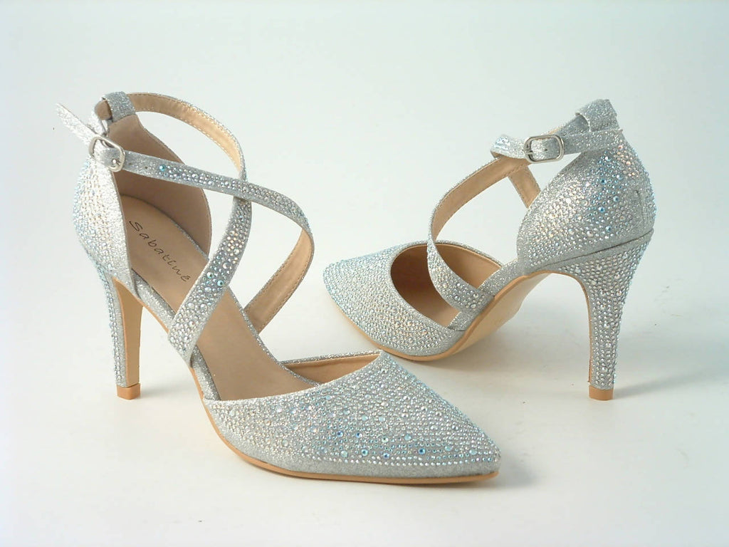 Sabatiné Diamante Court Shoe