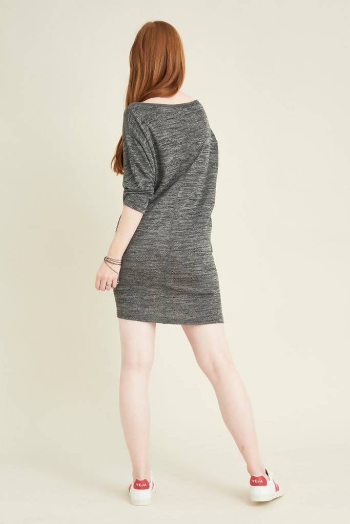 Qikeng sweat dress