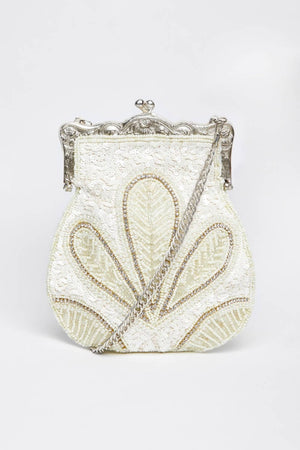 Dollie Hand Beaded Flapper Purse
