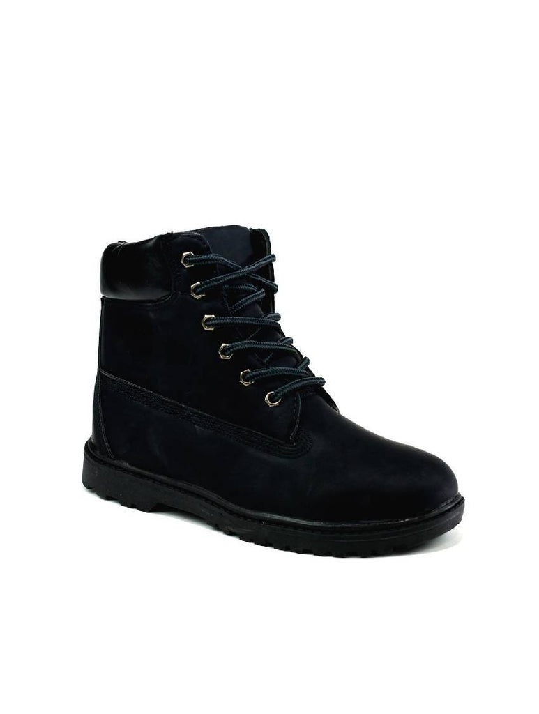 LBO-8209 TB-02 ANKLE LACE UP BOOT