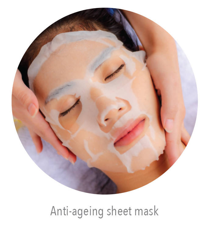 Anti Ageing Sheet Mask
